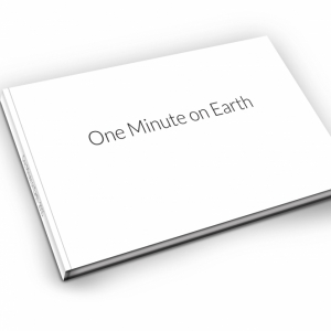 Order your copy of One Minute On Earth
